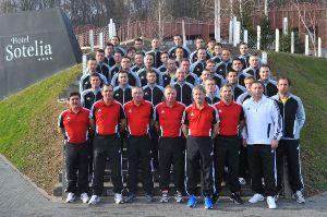Futsal sodniki Slovenije, foto: D.P.