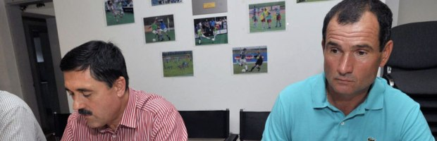 UEFA kontrolorja Tivold in Borošak