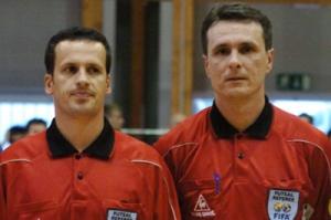 Borut Šivic in Gregor Kovačič