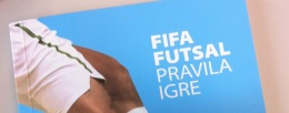 FIFA FUTSAL PRAVILA IGRE