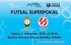 FutsalSuperpokal2015