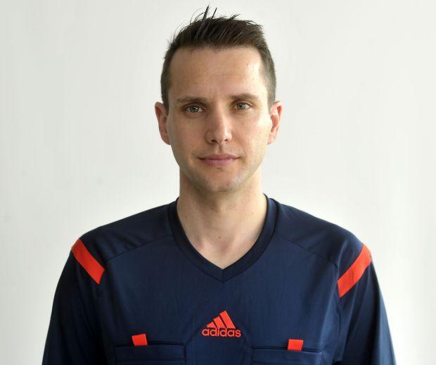 Sodnik Admir Zahovič
