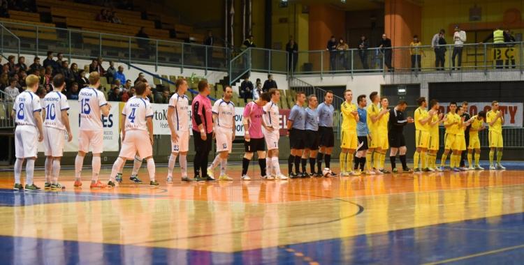 Finale futsal Maribor - Litija