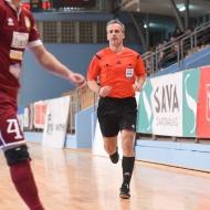 Borut Šivic na zadnji tekmi v 1.SFL